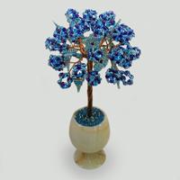 Дерево из топаза Любовные истории. Купить изделия из топаза