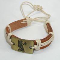 Купить кожаный браслет Дева. Купить мужские и женские кожаные браслеты