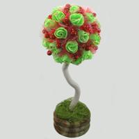 Дерево из коралла - изделие в подарок