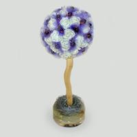 Дерево-топиарий из аметиста Сновидения