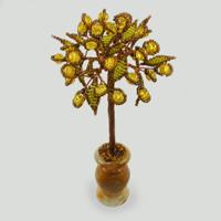 Дерево из янтаря Янтарное чудо