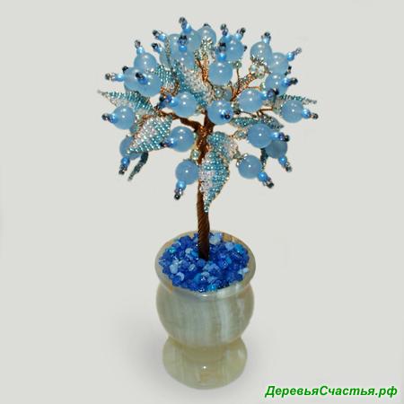 Дерево из топаза «Топазовое очарование»