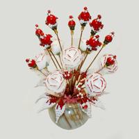 Цветы из коралла «Истинные чувства»