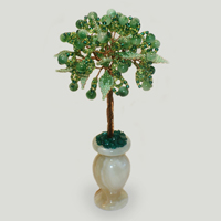 Дерево из нефрита «Надежда души»