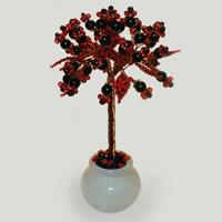 Дерево из агата «Таинственная страсть»